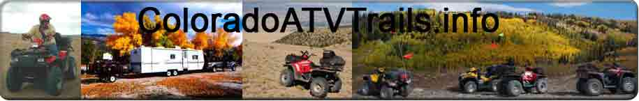 coloradoatvtrails.com - ATV Trail Info in the Rock Mountain States; Colorado, Utah, Nevada, Idaho, Wyoming
